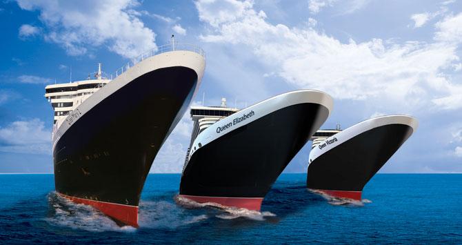 Cunard Line Cruise Job Directory