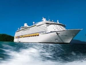 Crew Areas on Royal Caribbean Cruise Ship