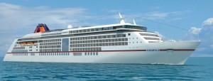 Cruise Ship Jobs with Hapag Lloyd