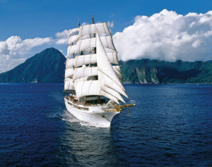 Cruise Ship Jobs with Sea Cloud Cruises