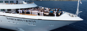 Cruise Ship Jobs with Seabourn