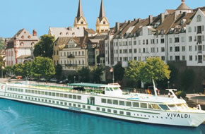 River Cruise Jobs with Croisi Europe
