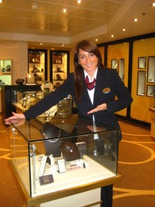 Cruise Ship Jobs in Gift Shop