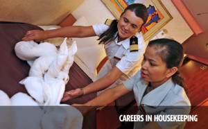 Housekeeping Jobs with Carnival Cruise Lines