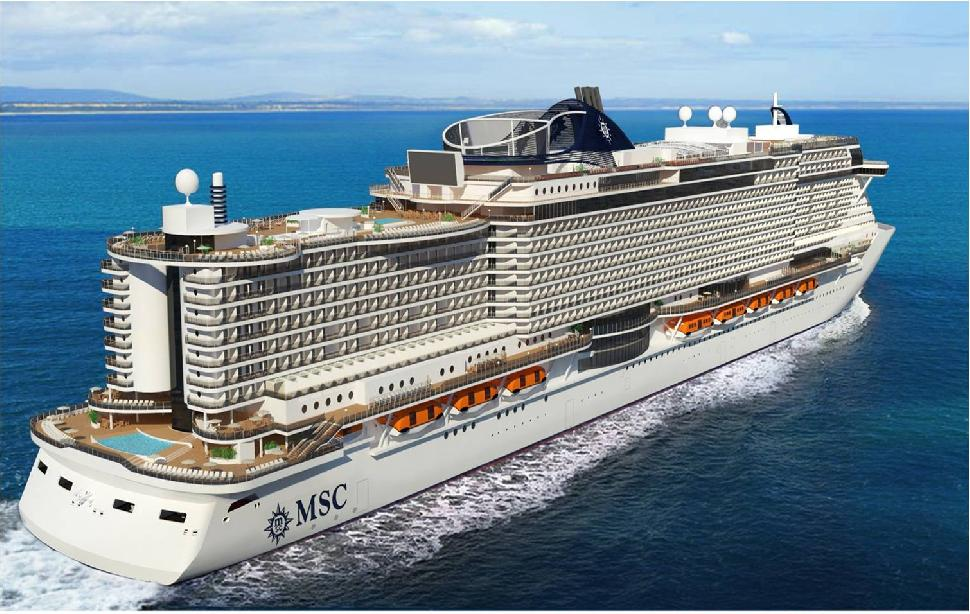 Cruise Ship Jobs with MSC Cruises