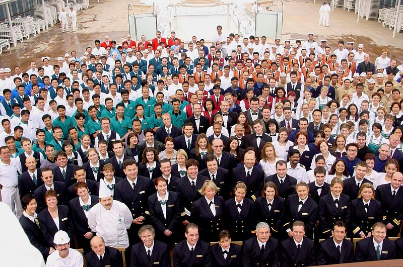 types of cruise ship jobs  u2013 cruise job directory